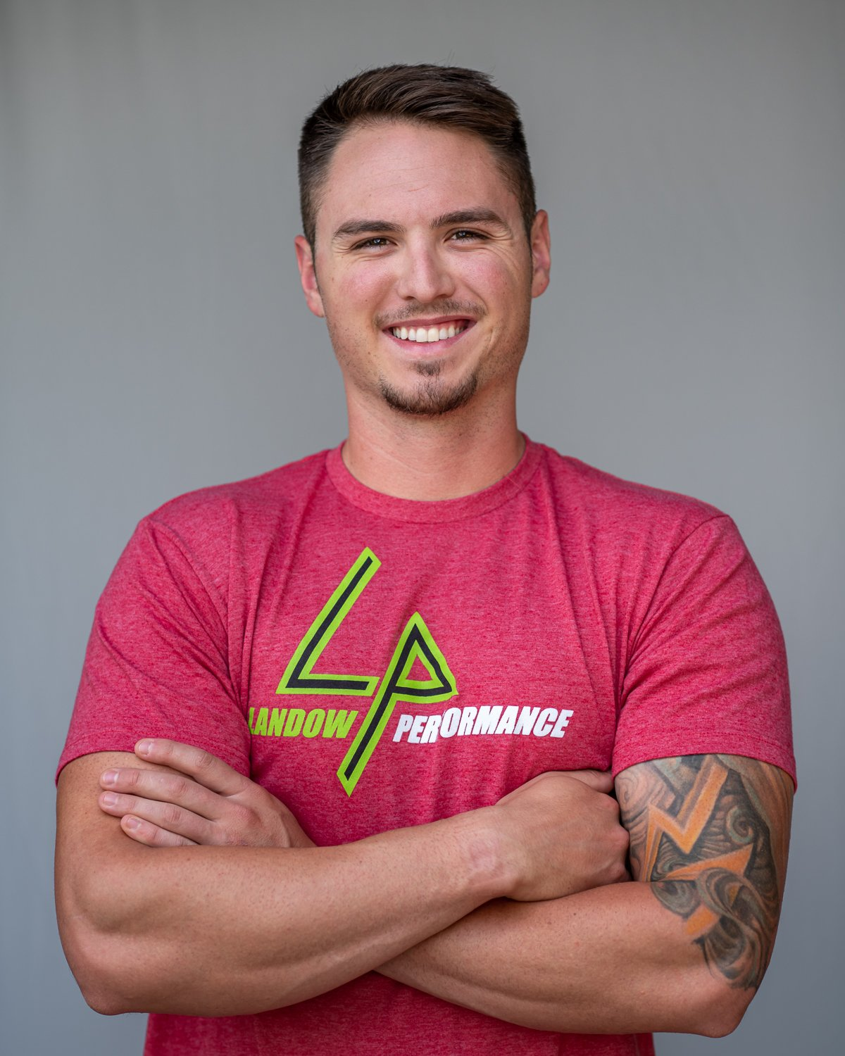 Will Keyser Sports Performance Coach Headshot